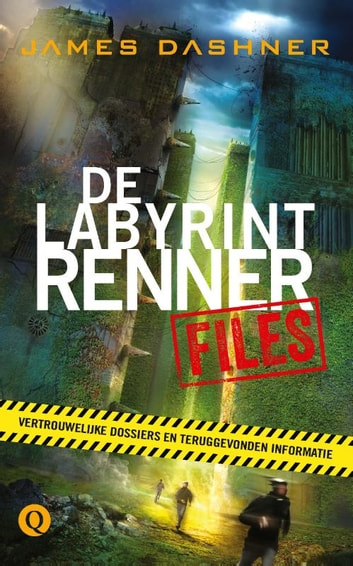 De labyrintrenner-files ebook by James Dashner