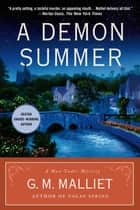 A Demon Summer ebook by G. M. Malliet