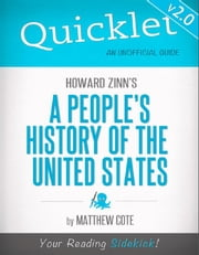 Quicklet on Howard Zinn's A People's History of the US ebook by Matthew  Cote