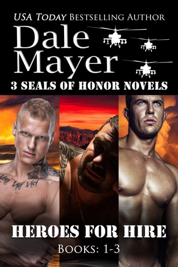 Heroes for Hire: Books 1-3 ekitaplar by Dale Mayer