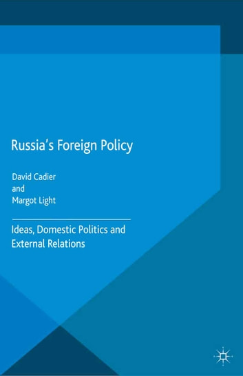 domestic politics and foreign policy In this lesson, we will learn about american politics in the post-war era we will highlight the broad contours of foreign and domestic policies, and learn how americans planned to deal with the.