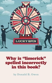Why is limerick spelled incorrectly in this book?