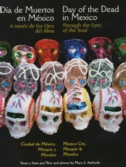 Through the Eyes of the Soul - Mexico City, Mixquic & Morelos ebook by Mary Andrade