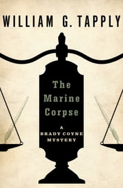 The Marine Corpse ekitaplar by William G. Tapply