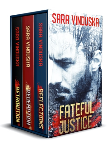 Fateful Justice Box Set - Books 1-3 ebook by Sara Vinduska