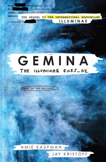 Gemina - The Illuminae Files_02 ebook by Amie Kaufman,Jay Kristoff