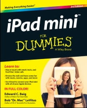 iPad mini For Dummies ebook by Edward C. Baig,Bob LeVitus