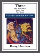 Three ebook by Harry Harrison