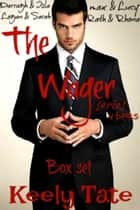 The Wager Series Box Set ebook by Keely Tate