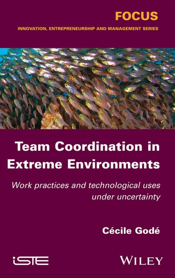 Team Coordination in Extreme Environments - Work Practices and Technological Uses under Uncertainty ebook by Cécile Godé