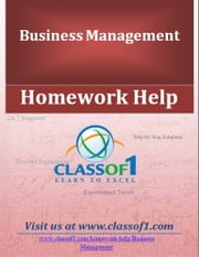 Case Analysis on Organizational Development ebook by Homework Help Classof1