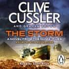 The Storm - NUMA Files #10 livre audio by Clive Cussler, Graham Brown