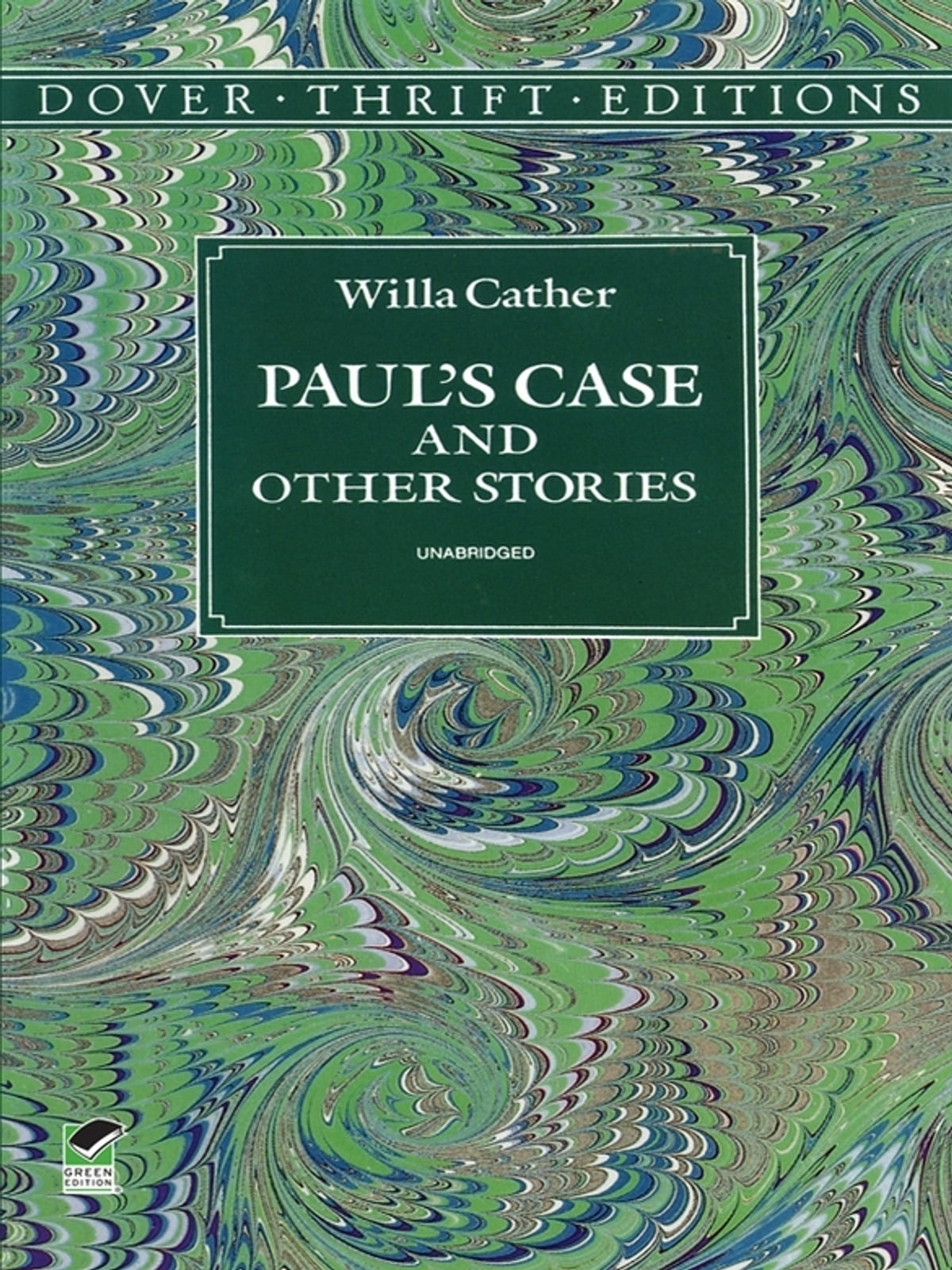 an analysis of pauls case a short story by willa cather