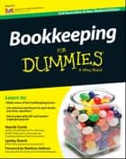 Bookkeeping For Dummies - Australia / NZ ebook by Lynley Averis, Veechi Curtis