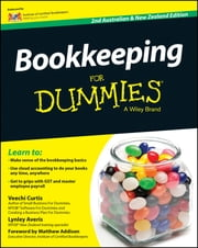 Bookkeeping For Dummies - Australia / NZ ebook by Lynley Averis,Veechi Curtis