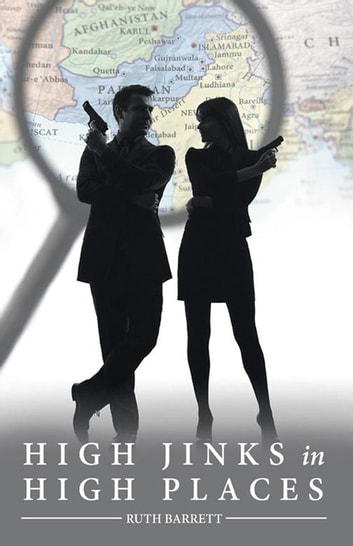High Jinks in High Places ebook by Ruth Barrett