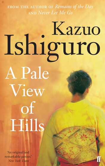 A Pale View of Hills ebook by Kazuo Ishiguro