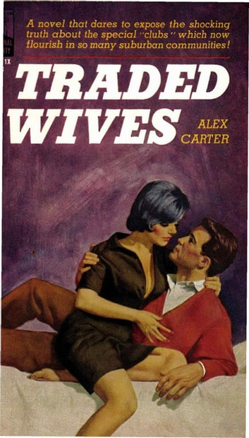 Traded Wives ebook by Alex Carter