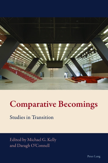 Comparative Becomings - Studies in Transition ebook by