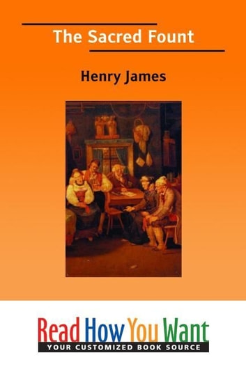 The Sacred Fount ebook by James Henry