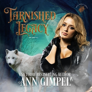 Tarnished Legacy - Historical Paranormal Romance audiobook by Ann Gimpel