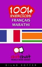 1001+ exercices Français - Marathi ebook by Gilad Soffer