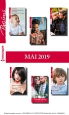 12 romans Passions + 1 gratuit (n°791 à 796 - Mai 2019) ebook by Collectif