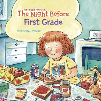 The Night Before First Grade ebook by Natasha Wing