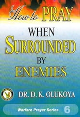 How to Pray When Surrounded by Enemies ebook by Dr. D. K. Olukoya