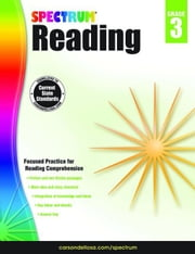 Spectrum Reading Workbook, Grade 3 ebook by Kobo.Web.Store.Products.Fields.ContributorFieldViewModel