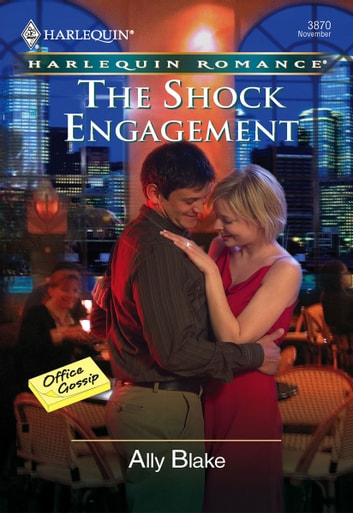 The Shock Engagement ebook by Ally Blake