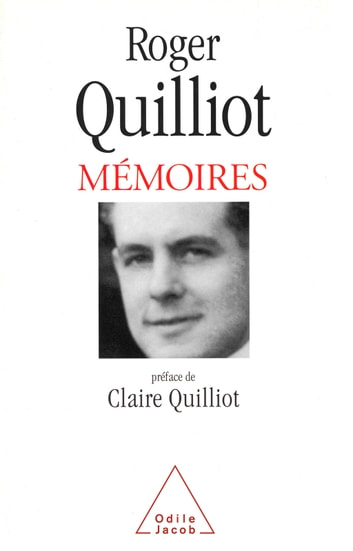 Mémoires ebook by Roger Quilliot