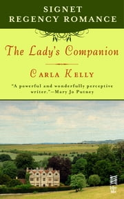 The Lady's Companion - Signet Regency Romance (InterMix) ebook by Carla Kelly