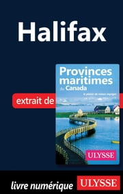 Halifax ebook by Benoit Prieur