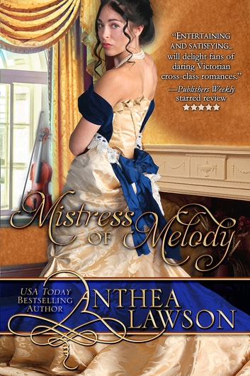 Mistress of Melody ebook by Anthea Lawson