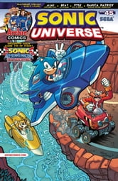 Sonic Universe #45 ebook by Ian Flynn, Jim Amash,Steven Downer, Various