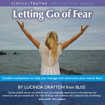 Letting Go Of Fear audiobook by Lucinda Drayton
