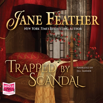 Trapped by Scandal audiobook by Jane Feather