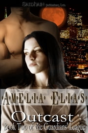 Outcast ebook by Amelia Elias