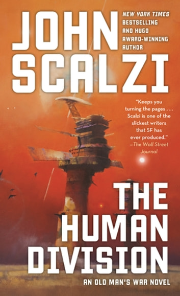 The Human Division ekitaplar by John Scalzi