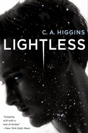 Lightless ebook by C.A. Higgins