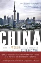 China: The Balance Sheet ebook by C. Fred Bergsten,Bates Gill,Nicholas R. Lardy,Derek Mitchell