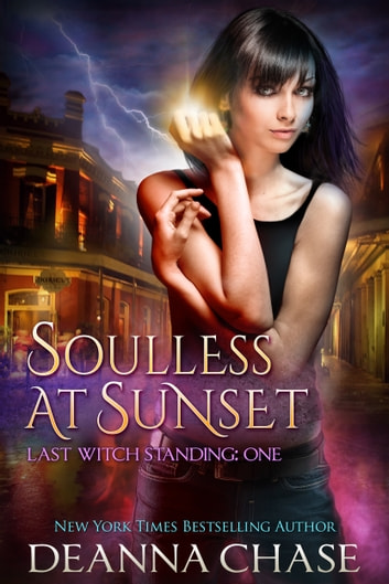 Soulless at Sunset ebook by Deanna Chase