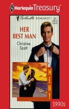 Her Best Man ebook by Christine Scott