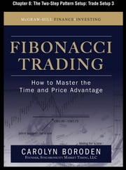Fibonacci Trading, Chapter 8 - The Two-Step Pattern Setup - Trade Setup 3 ebook by Carolyn Boroden