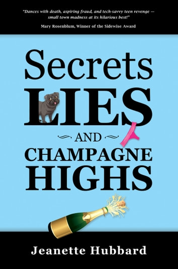 Secrets, Lies, and Champagne Highs ebook by Jeanette Hubbard