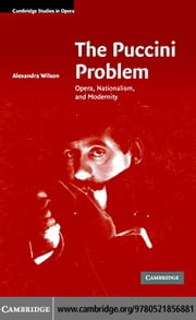 The Puccini Problem ebook by Wilson,Alexandra