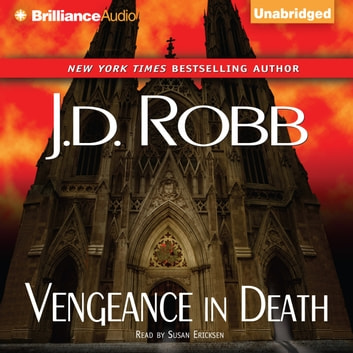 Vengeance in Death audiobook by J. D. Robb