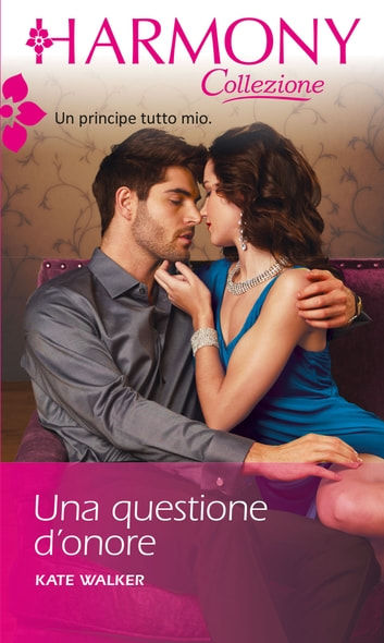 Una questione d'onore ebook by Kate Walker
