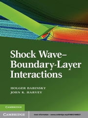 Shock Wave-Boundary-Layer Interactions ebook by
